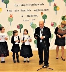 Preisübergabe HD I. mit Zwick András
