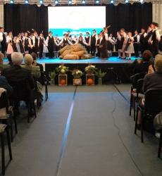 Uraufführung der Schaumarer Tänze